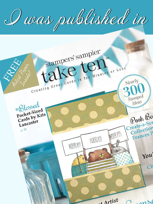 Take Ten - June, July, August 2016