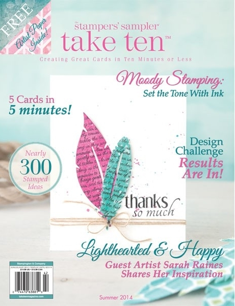 Take Ten - June, July, August 2014