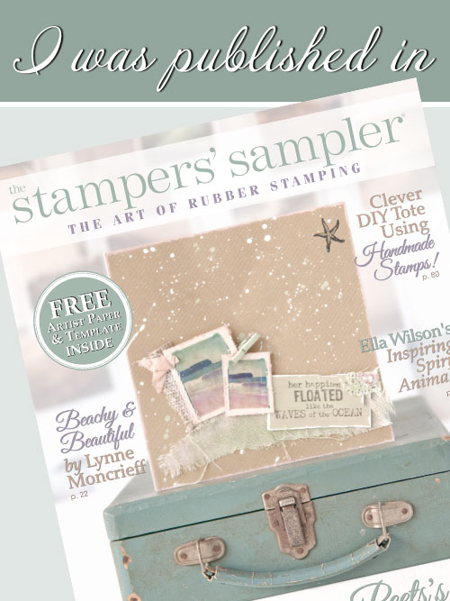 The Stampers' Sampler - April, May, June - 2015