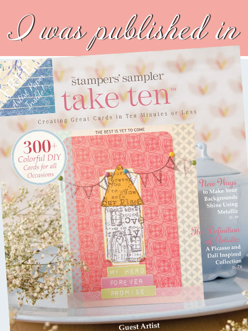 Take Ten - June, July, August 2018