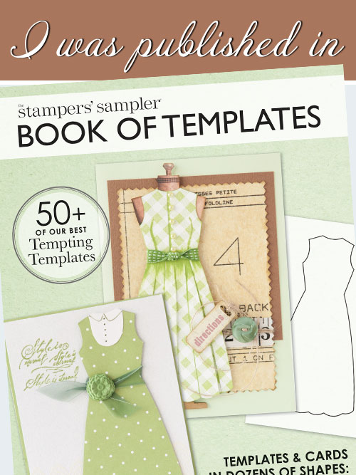 The Stampers' Sampler Book Of Templates - 2018