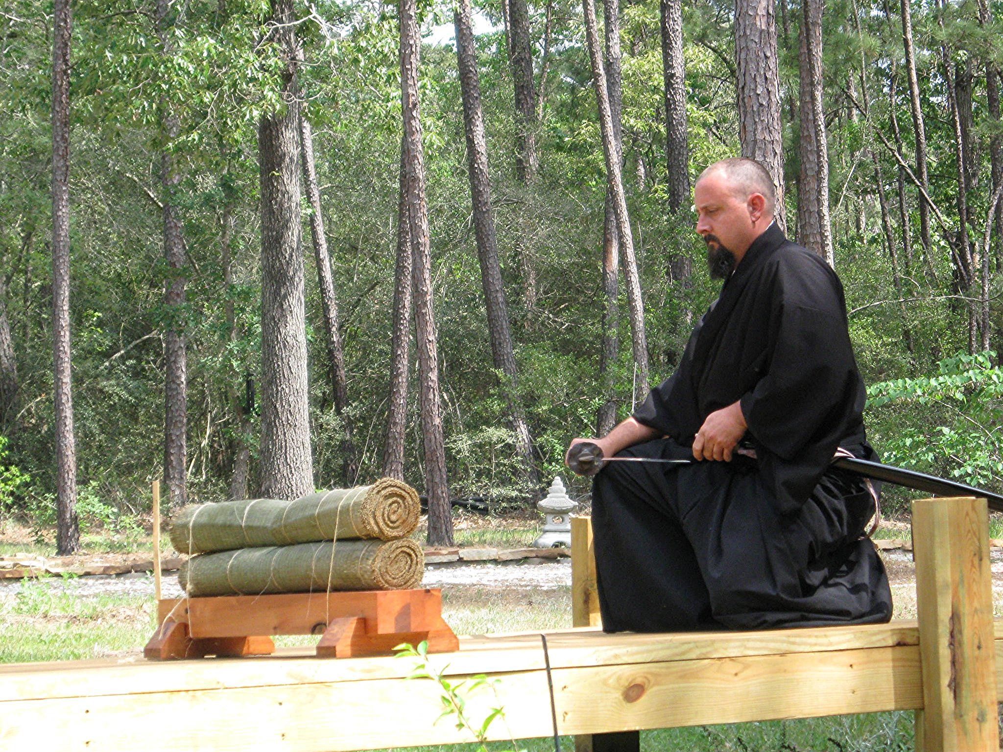 Sensei Dan Kuepp U.S. Remecho Shin Shin Kai