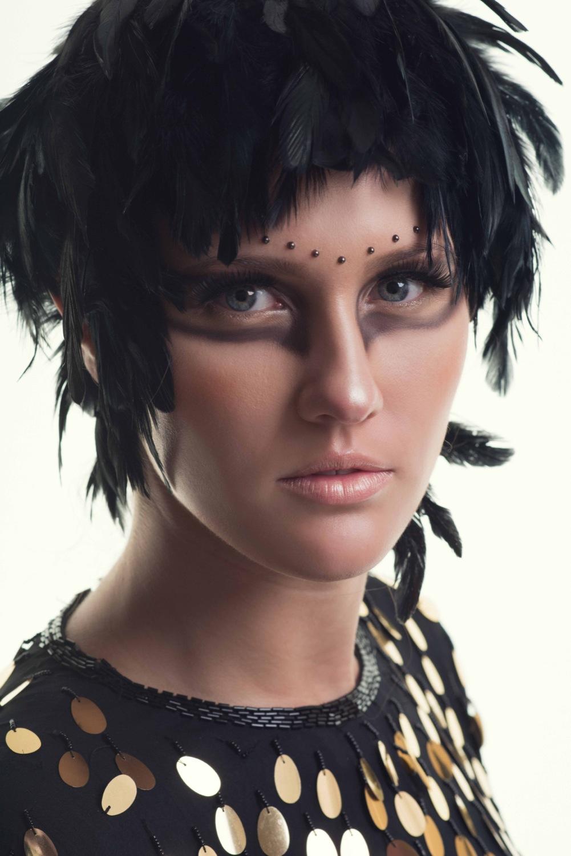 Makeup by Keena Queen for Dare, photo Credit Followdon.com
