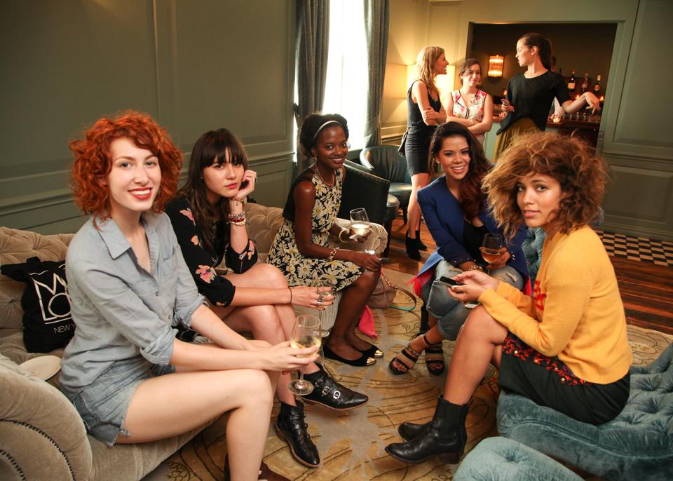 Pour La Victoire's Terry Richardson Campaign Video Launch Party