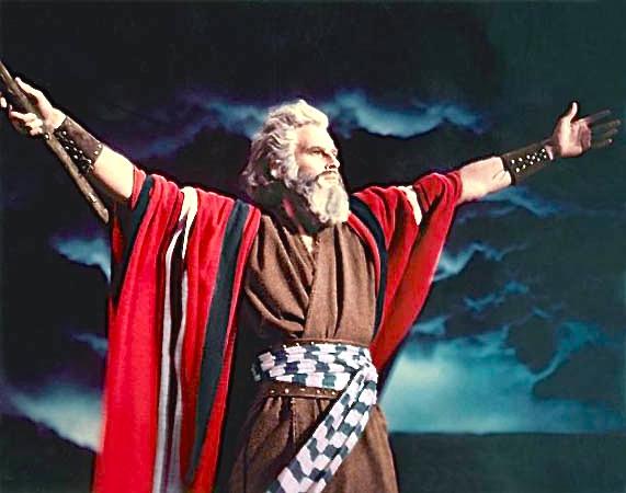 Charlton Heston-The Ten Commandments