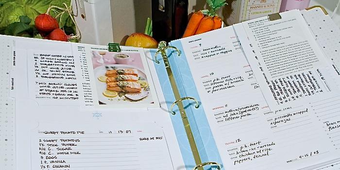 Russell & Hazel Recipe Book