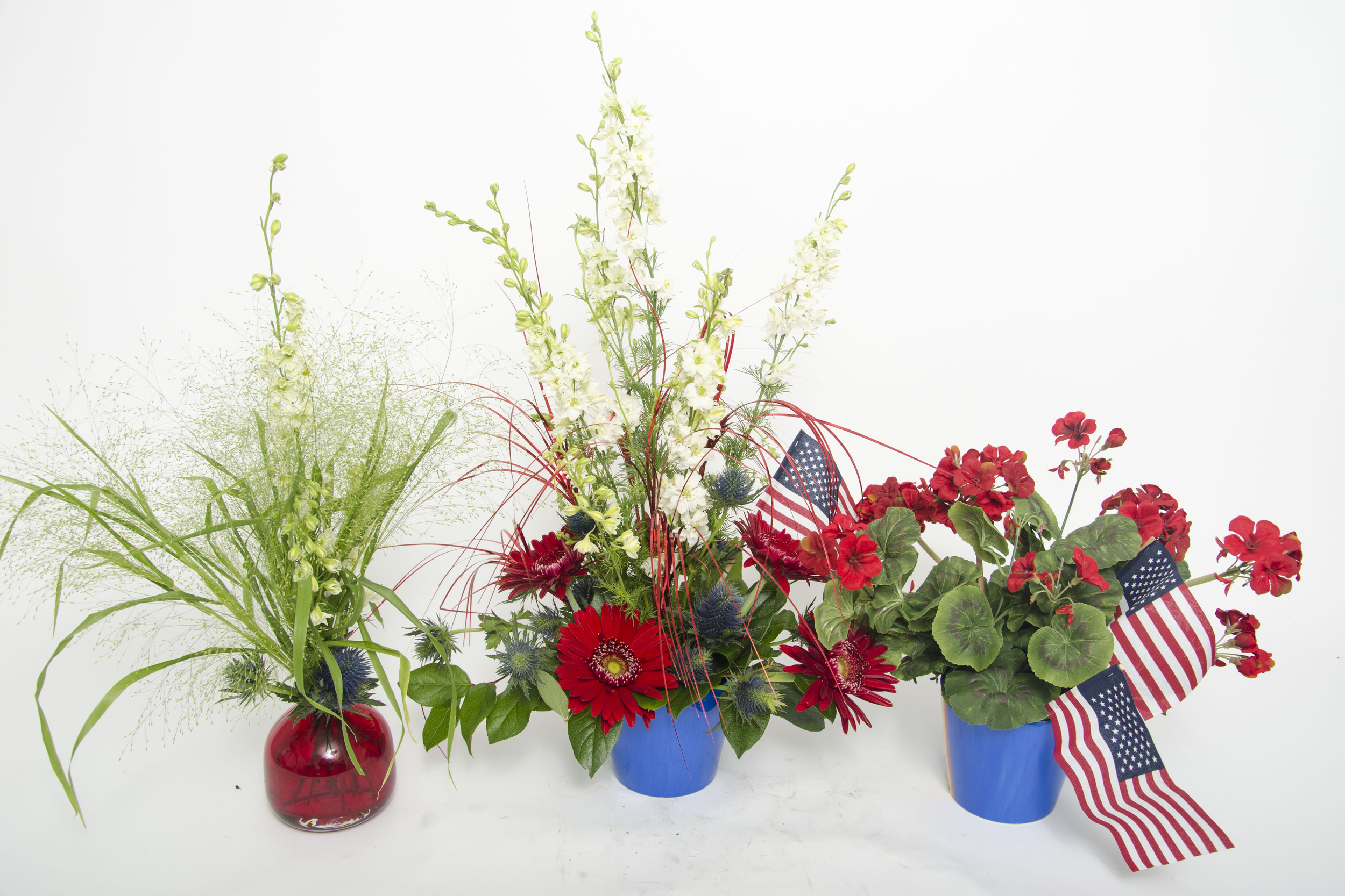 Ardith's Recipes for Firework Florals