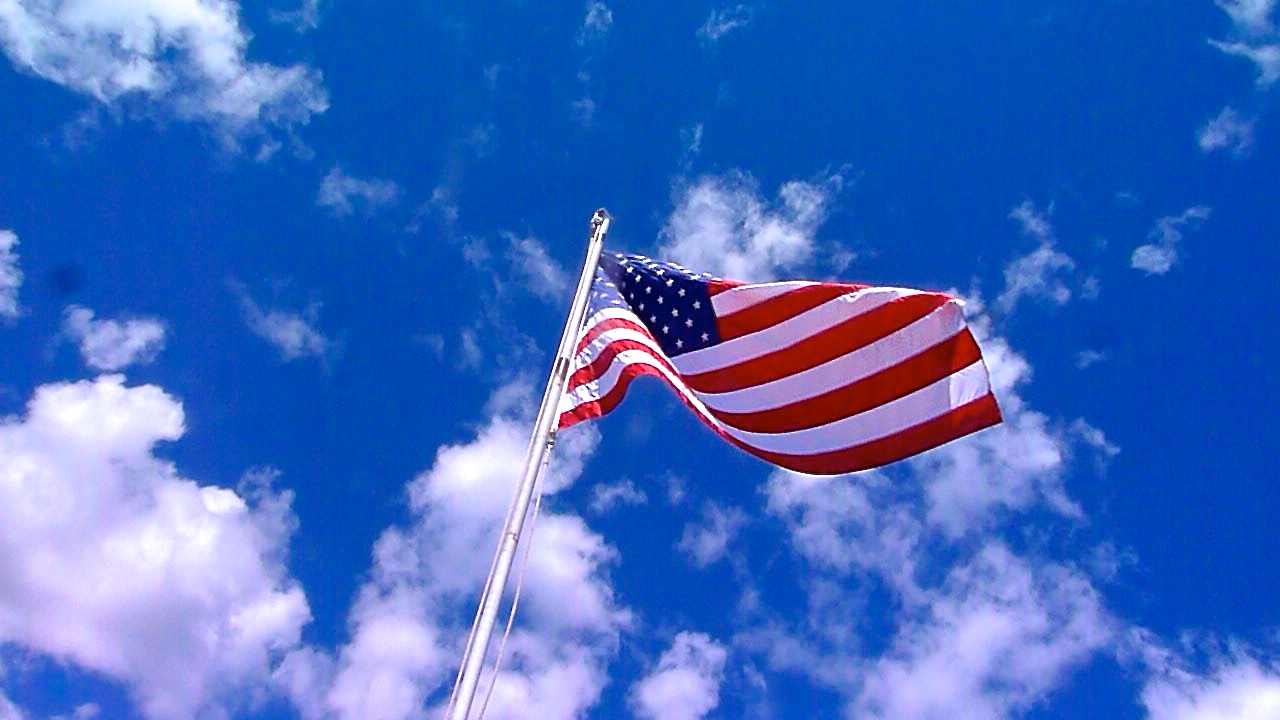 Ferry Flag Flying