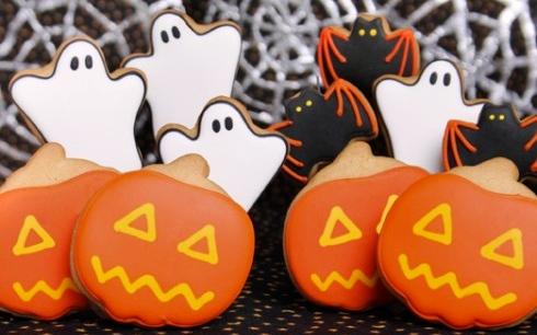 Pumpkin Patch Cookie Set