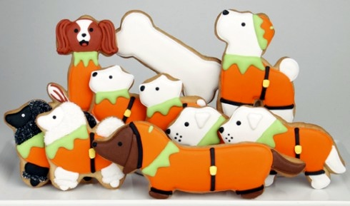 Chester's Halloween Cookie Gift