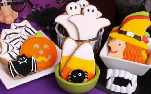 Trick or Treat Cookie Gift Set