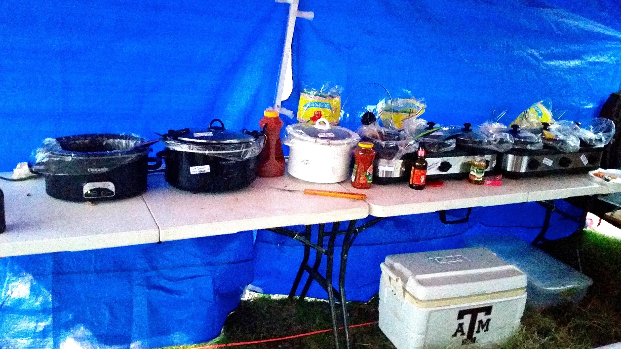 Crock Pot Line Up