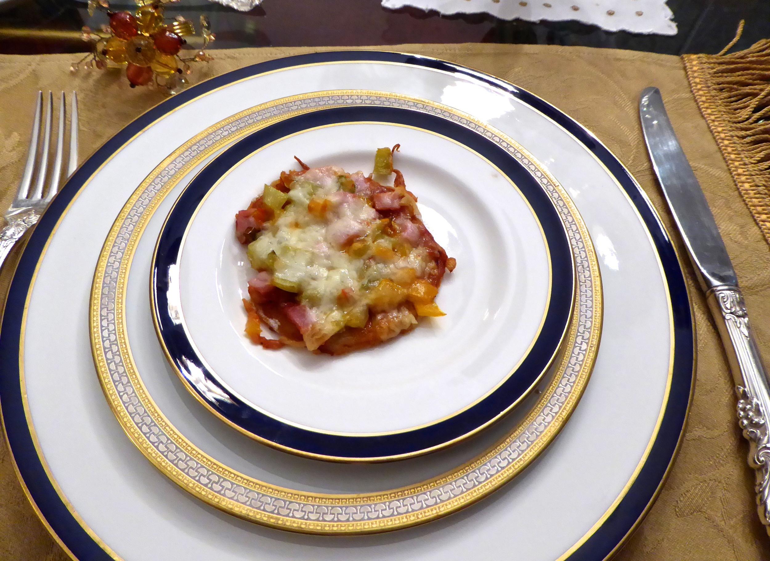 Mini Pizza - YUM