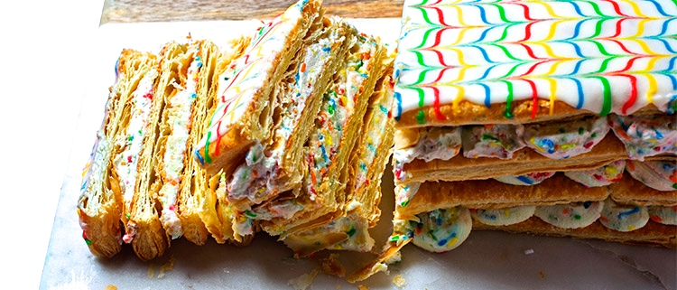 Your life needs more funfetti cake
