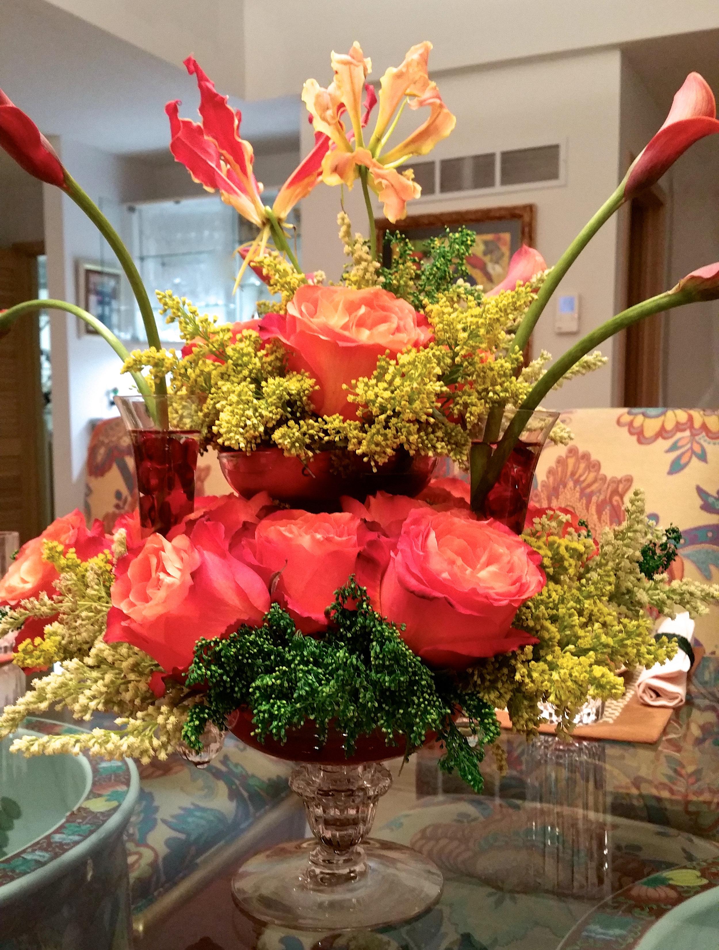 Seasonal Floral Tips