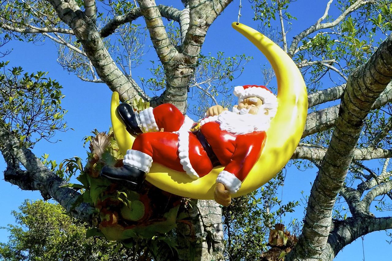 Warm Up to Santa