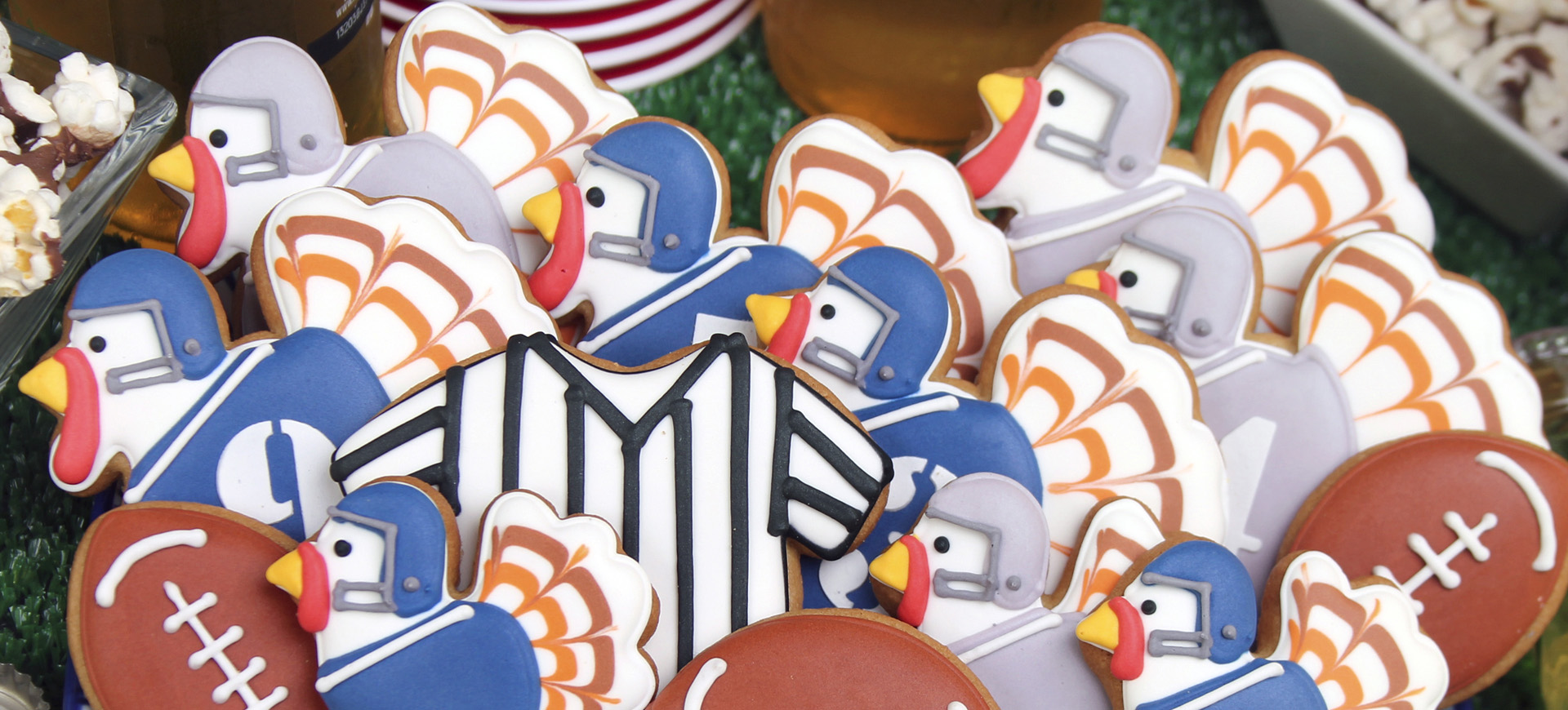 Football & Thanksgiving