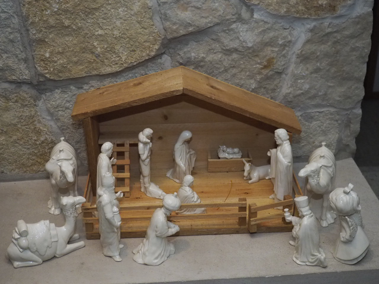 A Simple Search For A Nativity