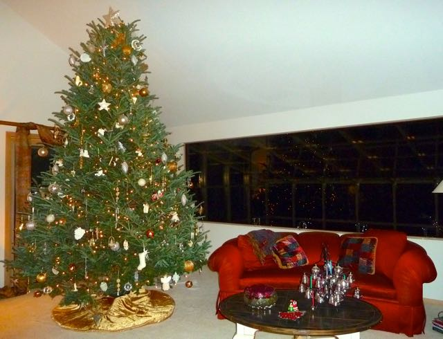 Christmas Tree Past