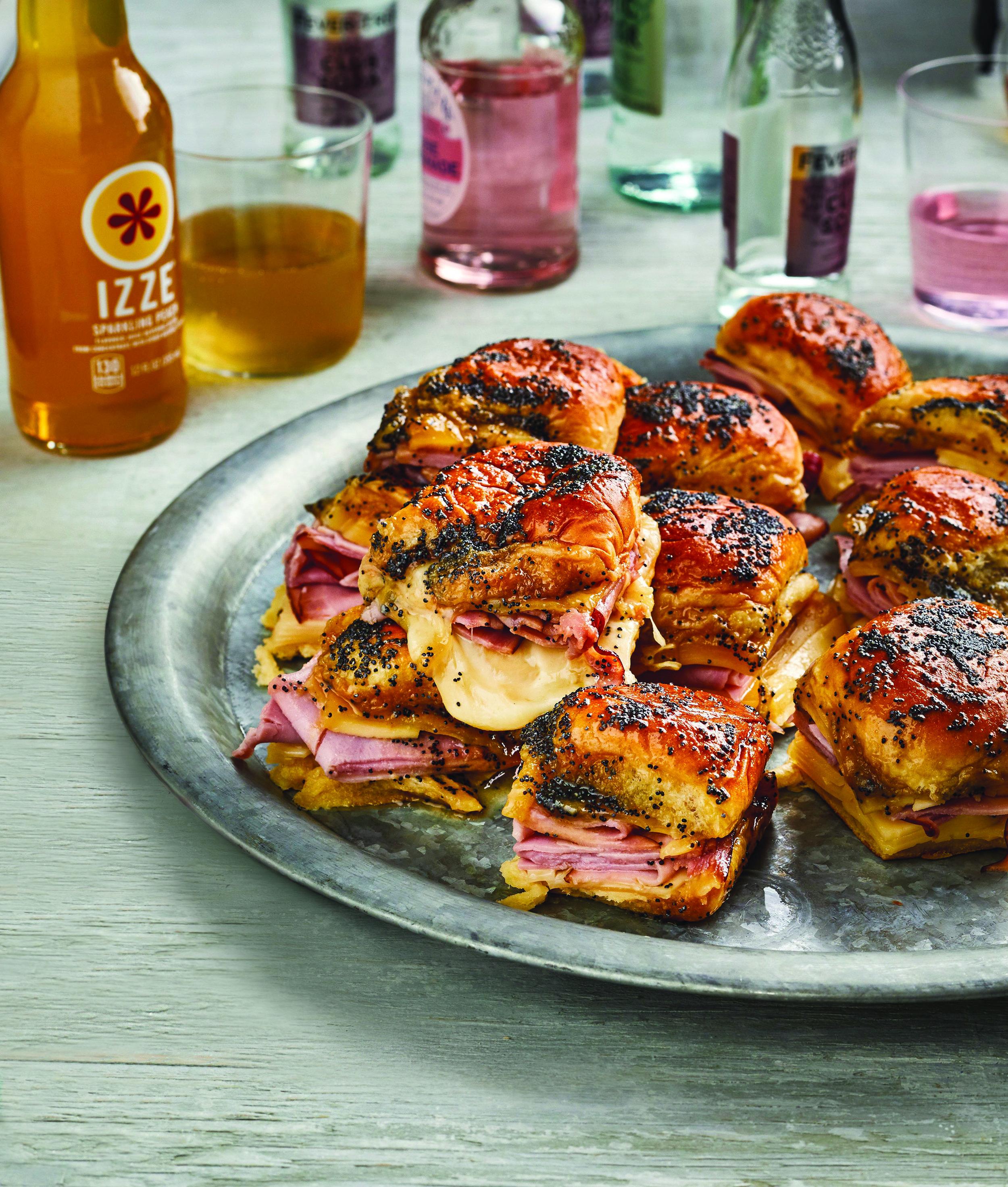Lucy's Sticky Ham Sandwiches.jpg