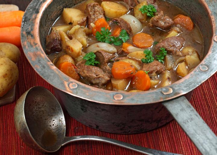 Irish Beef Stew. Photo Credit: Sumner's Graphics Inc./Getty Images