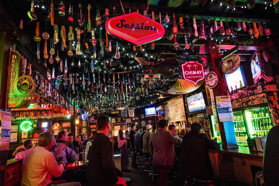 Hamilton's Tavern |  Sara Norris/Thrillist