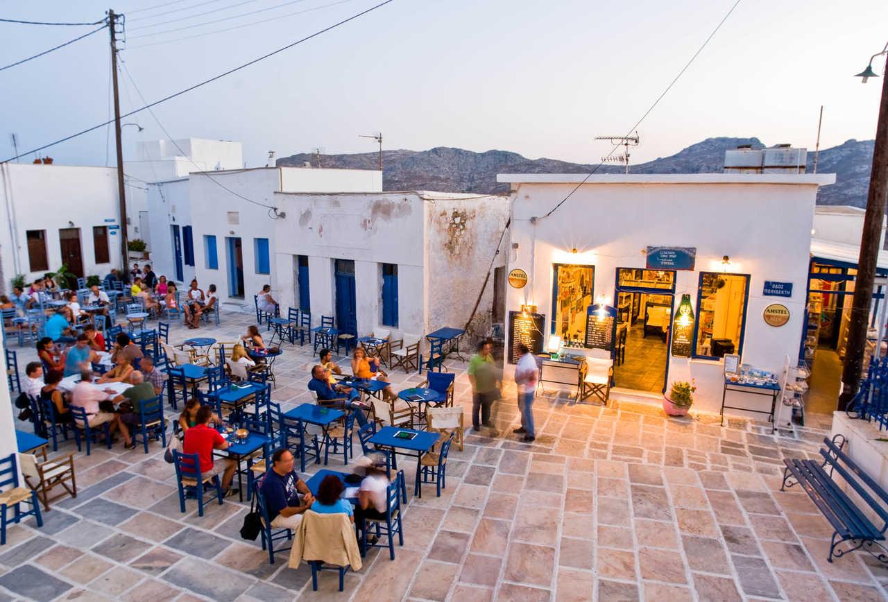 Serifos Island, Cyclades, Greece |   Maremagnum/Stockbyte/getty images