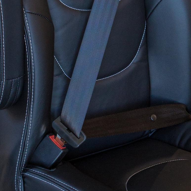 INTEGRATED SEAT BELT -
