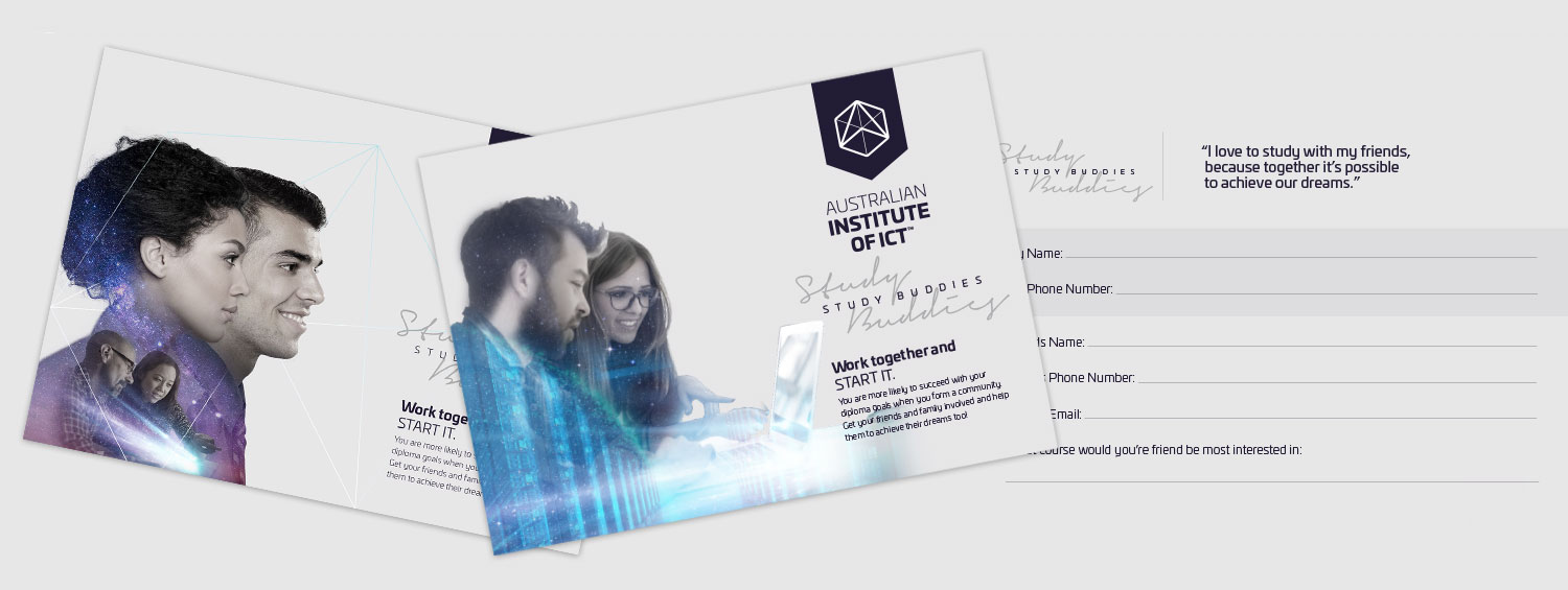 Marketing strategy and design suite