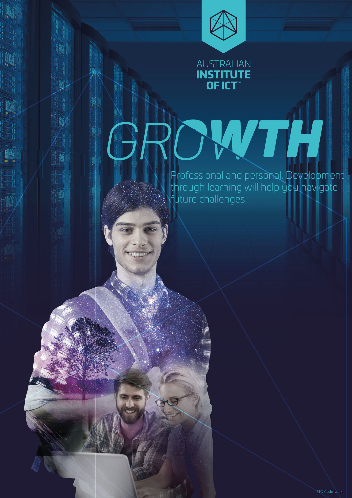 Growth Poster Design