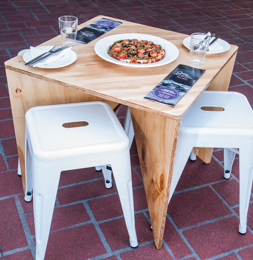 Tables and furniture