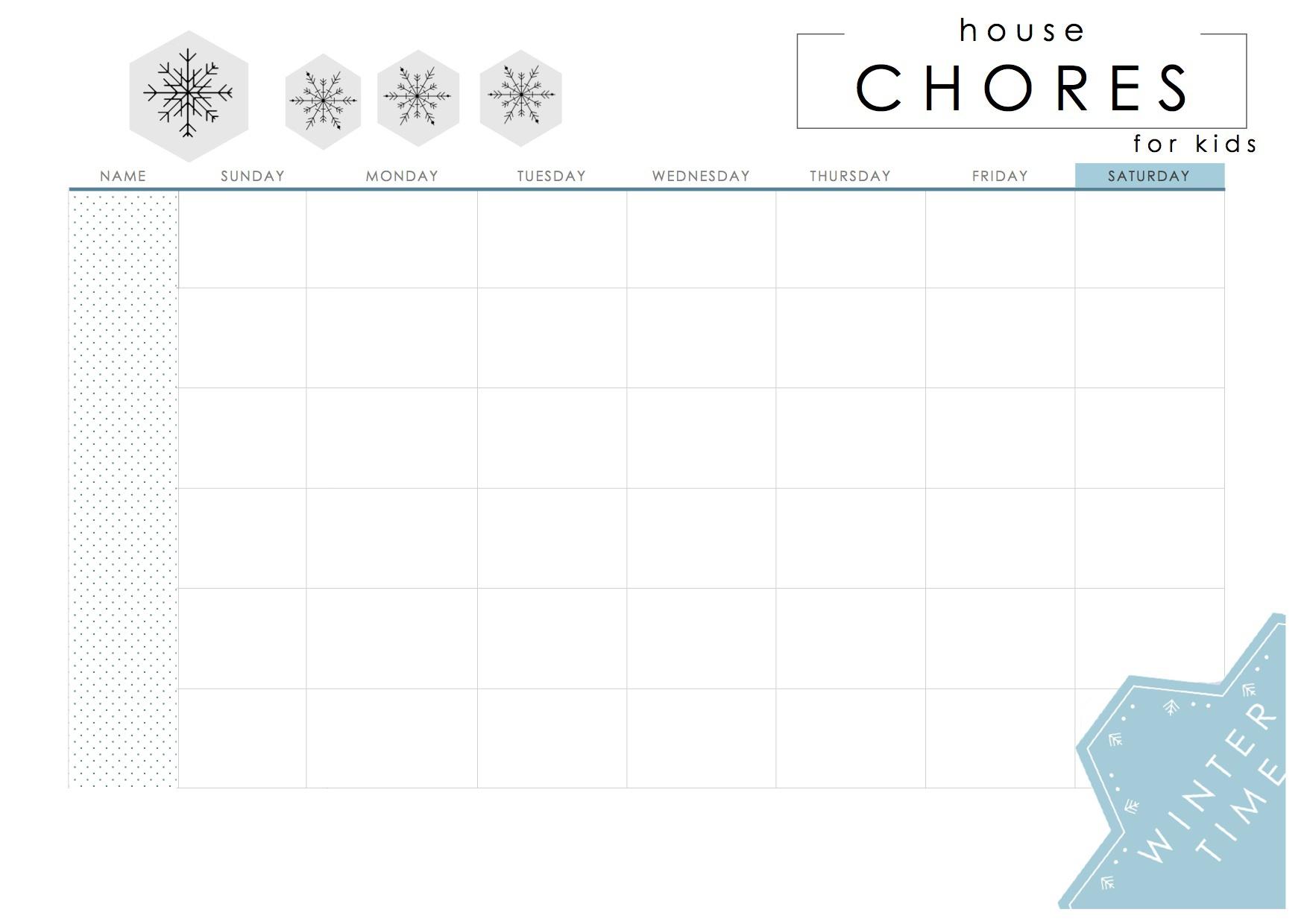 2013-12 - House chores for kids.jpg
