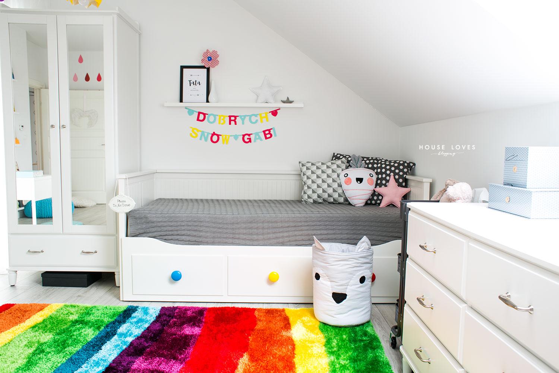 Kolorowe Dywany Mini Przegląd House Loves