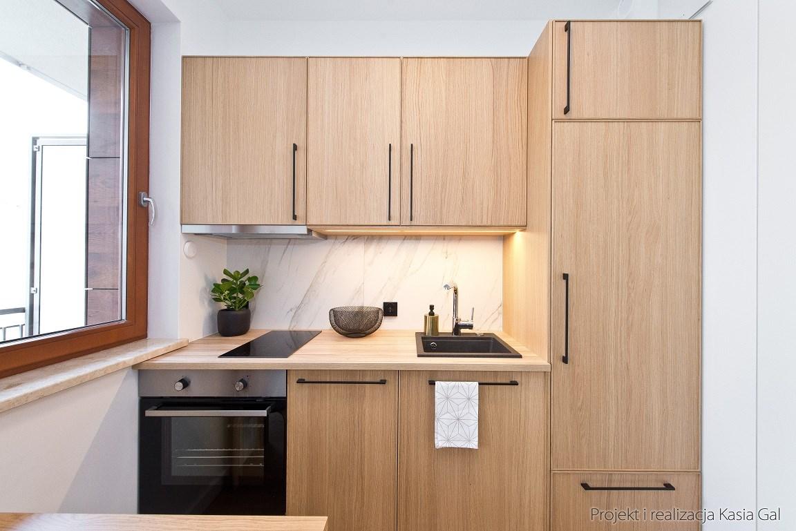 Jak Zaplanować Mała Kuchnię Aby Nie Zabrakło W Niej Miejsca