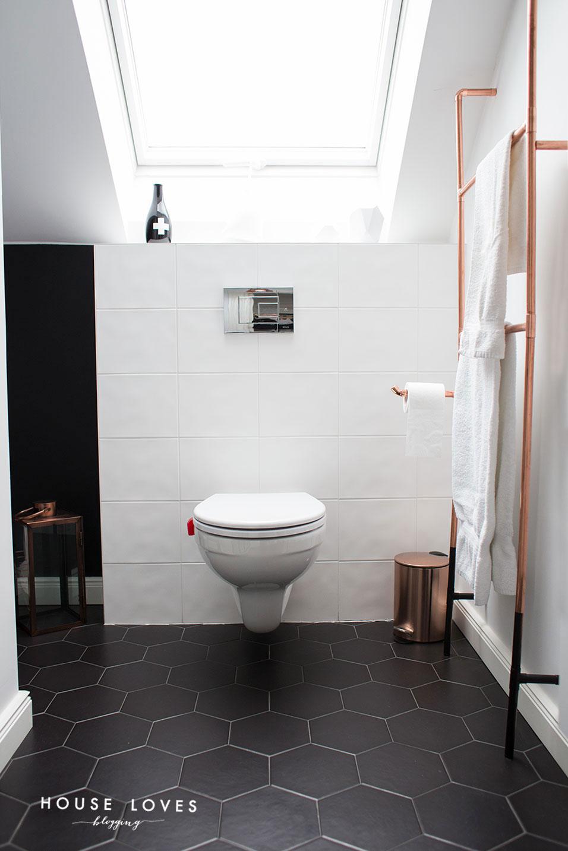 Jak Zrobić Miedziany Wieszak Na Ręczniki Loftowa łazienka
