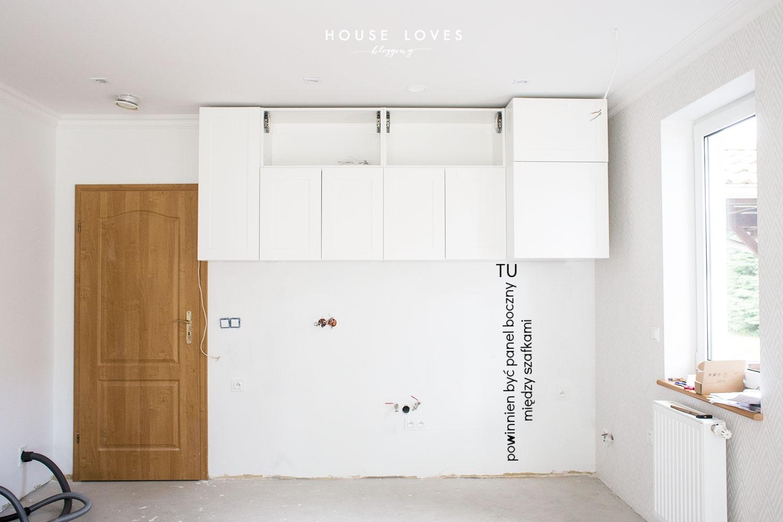 Montaż Kuchni Ikea Dla Projektu Babcia Dziadek Mały