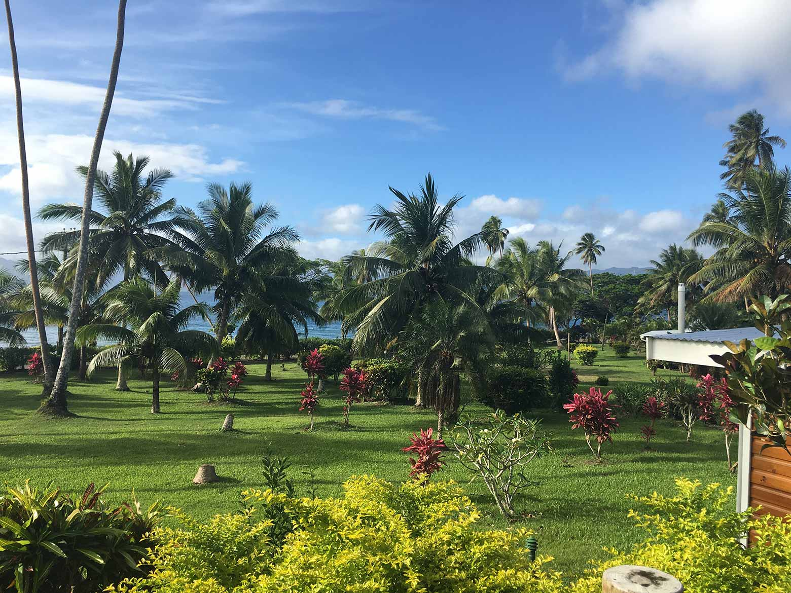 Yoga Corner Melbourne Retreat Daku Resort Fiji 2015
