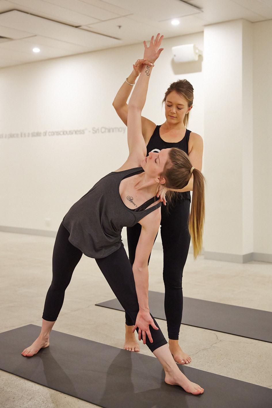 Yoga Corner _Melb Amy Teaching.jpg