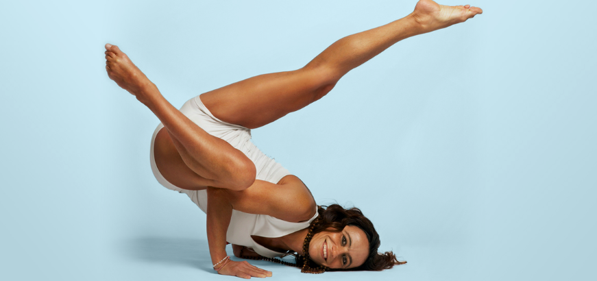 Advanced Certified Jivamukti Yoga Teacher at Yoga Corner Melbourne