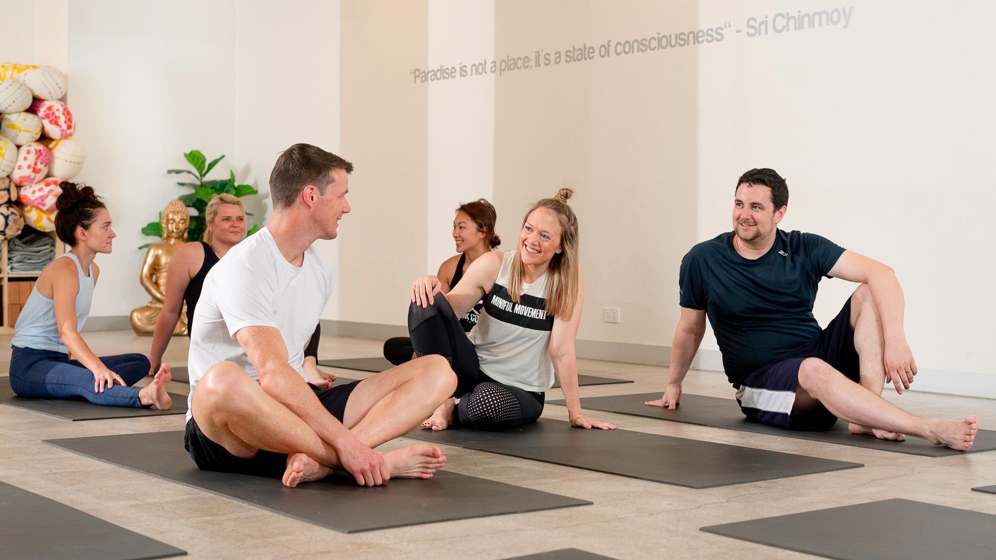 Yoga Corner Melbourne Teacher Training 2020