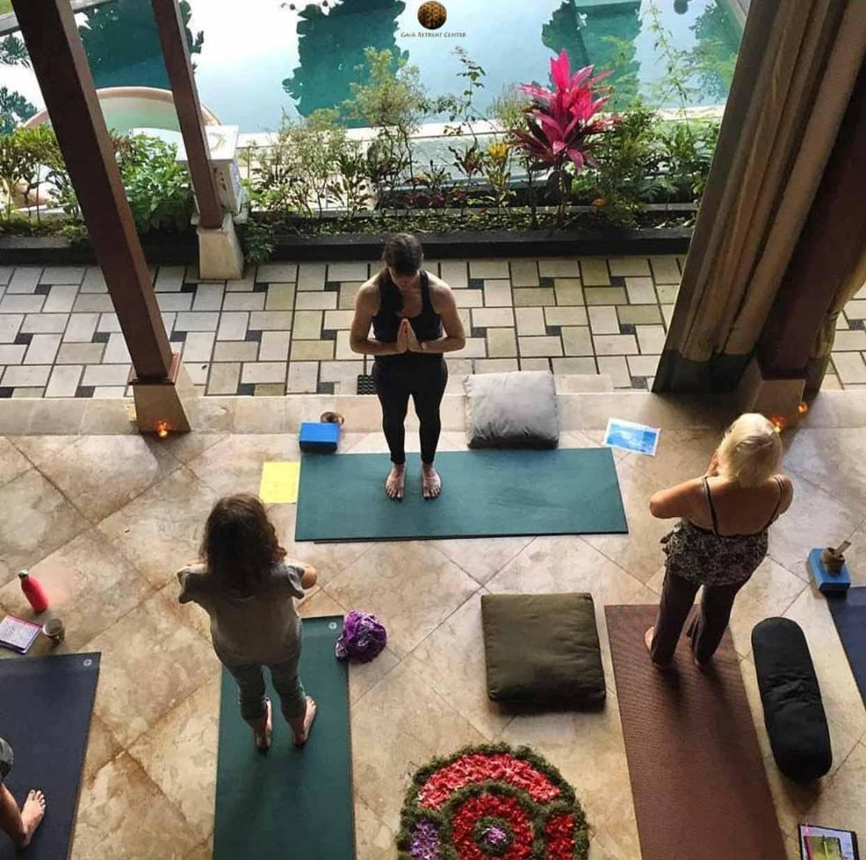 Yoga Corner Melbourne Teacher Training Course Bali Immersion