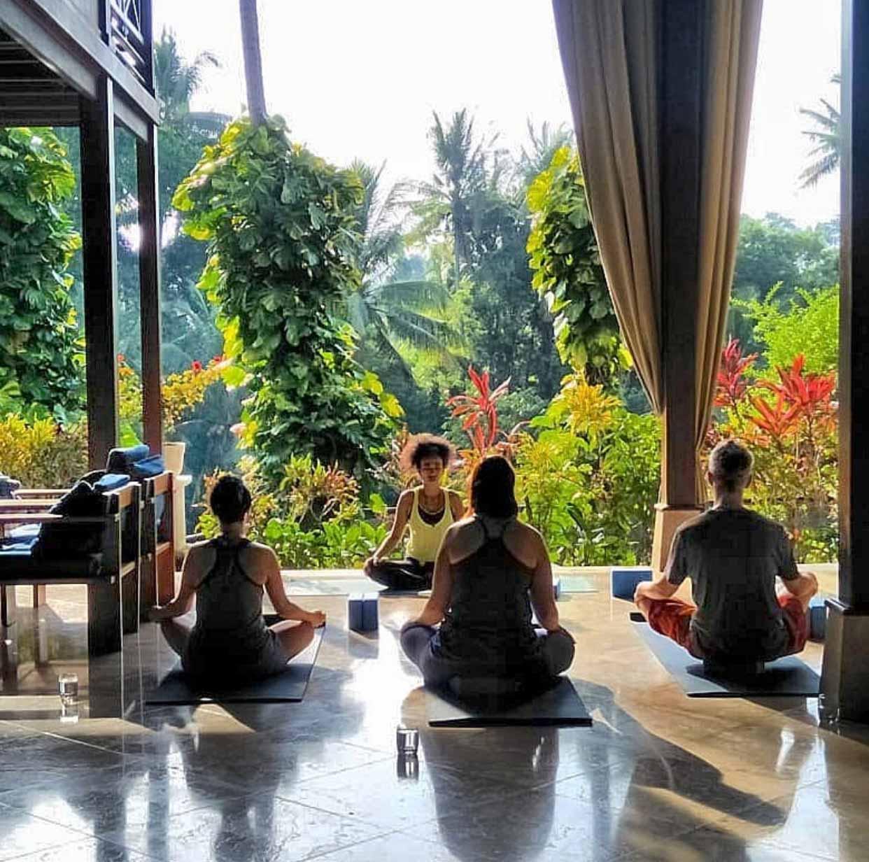 Yoga Corner Melbourne Teacher Training 2020 Bali Immersion