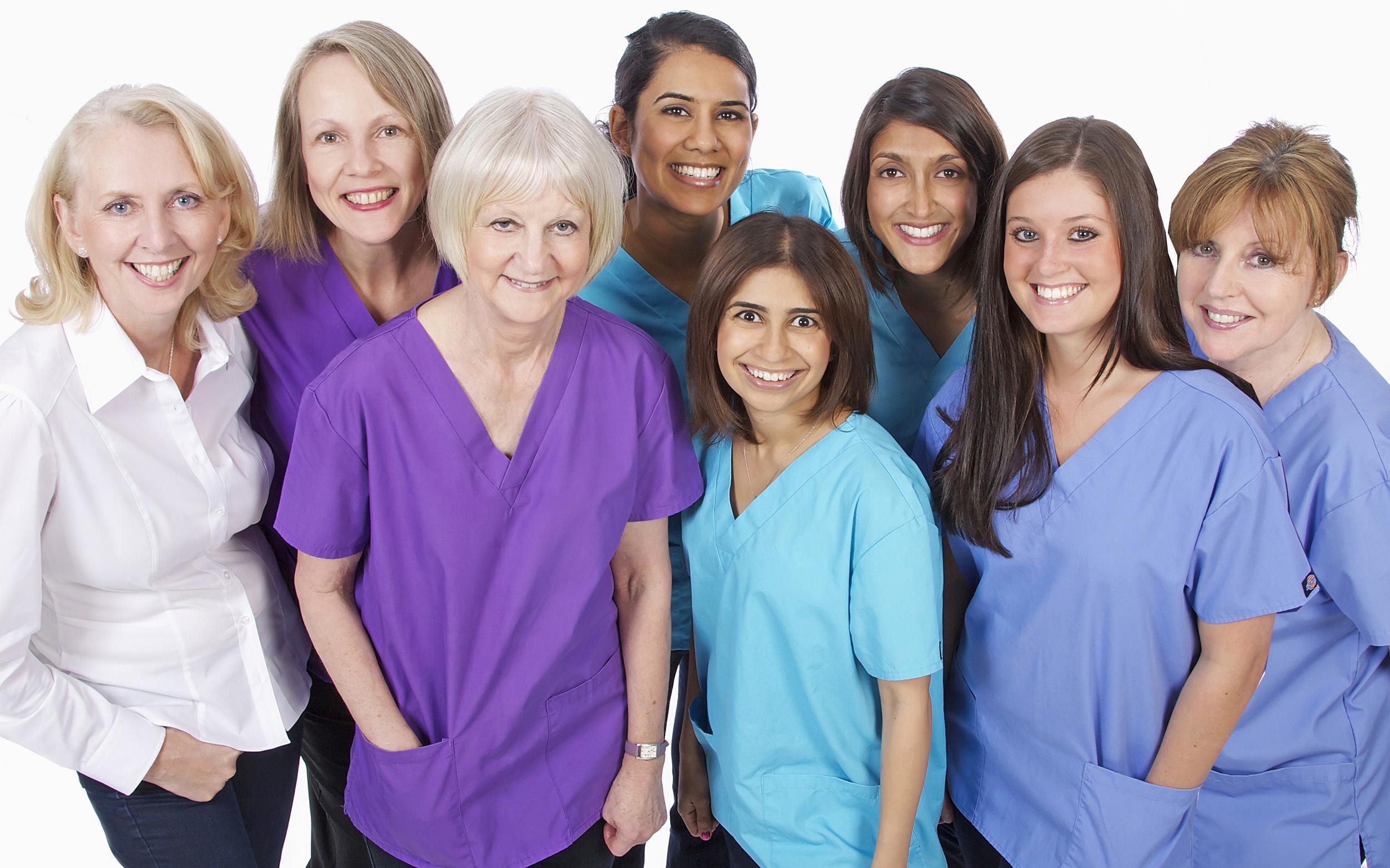 The Cuffley Village Dental Practice Team