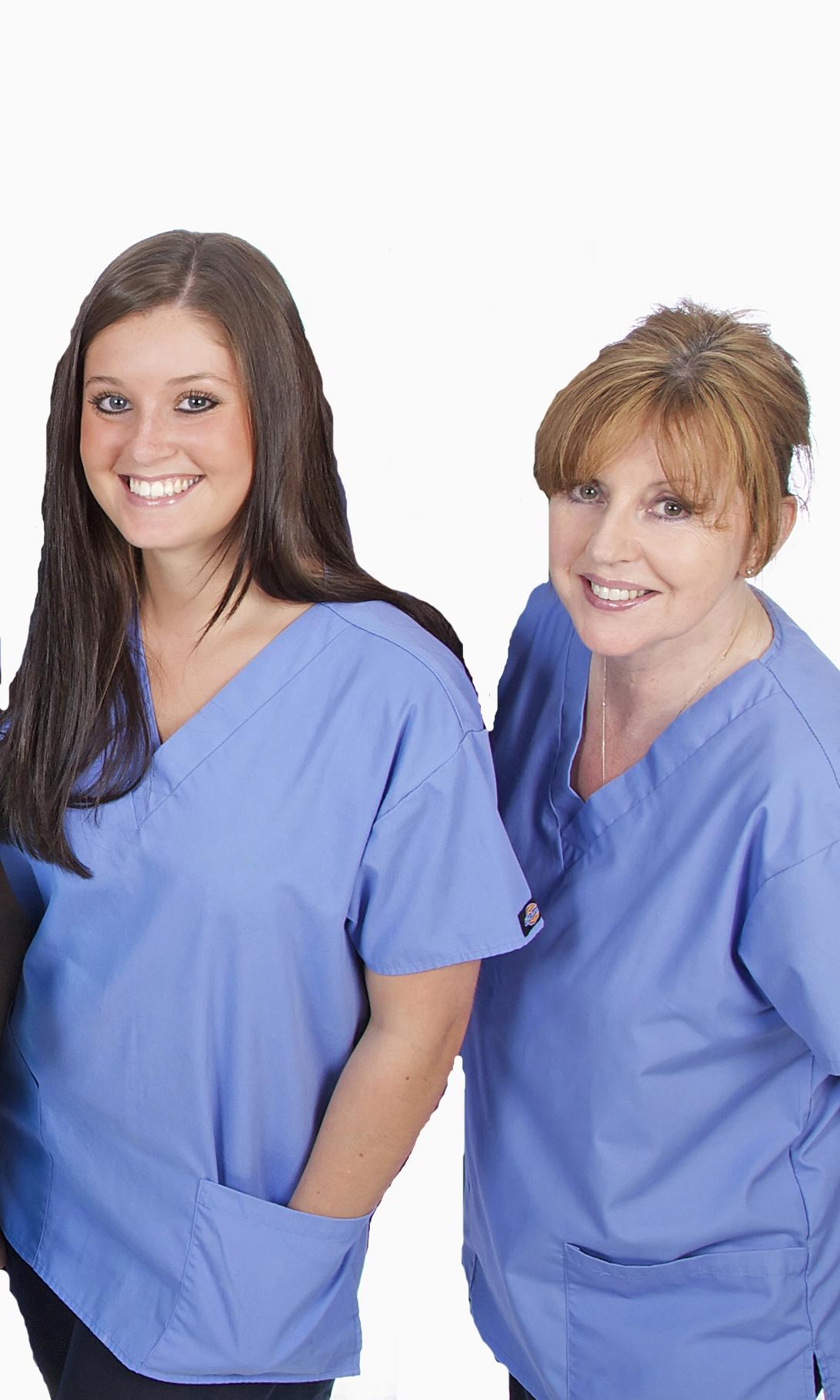 Dental N  urses   Chloe Henderson & JulieHendrick