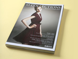 O Collections Magazine    Art direction and design of Oasis Fashion's in-store magazine.
