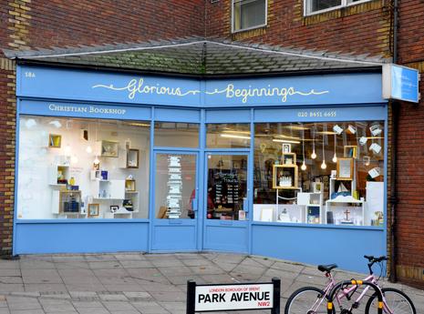 New Windows on Willesden Green    Shopfront and window display design for a high-street regeneration scheme.