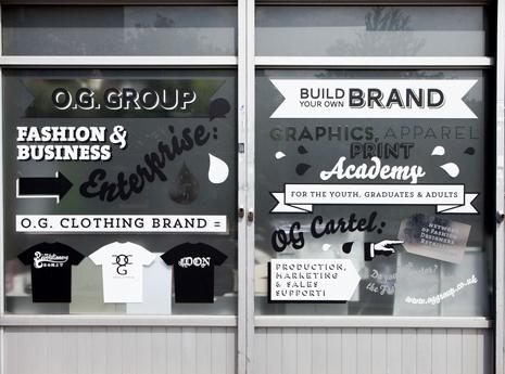 Shopportunity – Wood Street     A high street regeneration project to improve shopfronts in Wood Street, Walthamstow.
