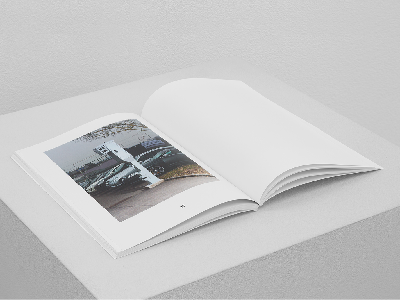 Fotografie und Buchgestaltung «Multa Nova»