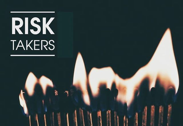 New series - Risk Takers - starts tomorrow and we're very excited to have Kenia sharing with us. Can't wait to see you. #thegathering #risktakers