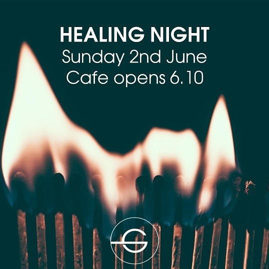 This Sunday: Healing Night. Come if you would like healing for anything and we will pray for you. Come if you wanna see God heal people through you. We are excited to see what God is gonna do... Cafe opens 6:10.